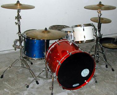 Lil drummer boy for 18x18 floor tom